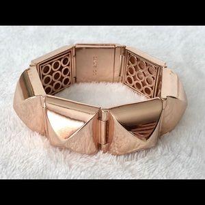 Cc Skye   Pyramid Stud Bracelet